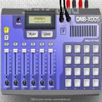 DJ сэмплер DNB-X005