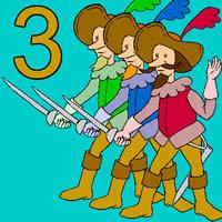 Число 3. Мушкетёры