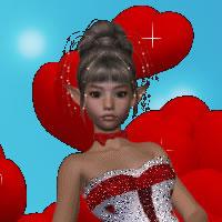 Валентинка в День Святого Валенитина