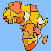 Урок географии - Африка