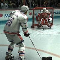 Хоккей 3D