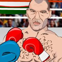 Бокс с Николаем Валуевым