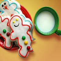 Старомодное рождественское печенье
