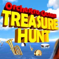 Музыкальный оркестр - Сокровища в океане