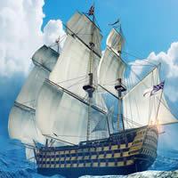 Парусный военный корабль