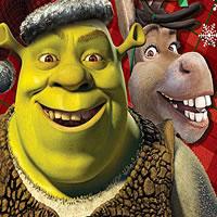 Шрэк и Рождество