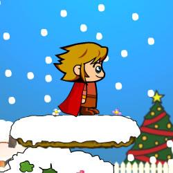 Гриша в стране Нового года