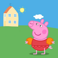 Сделай плакат со Свинкой Пеппой