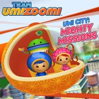 Уми Сити: Могущественная миссия
