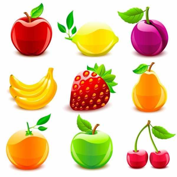 Картинки фрукты и овощи для детей нарисованные – овощи ...