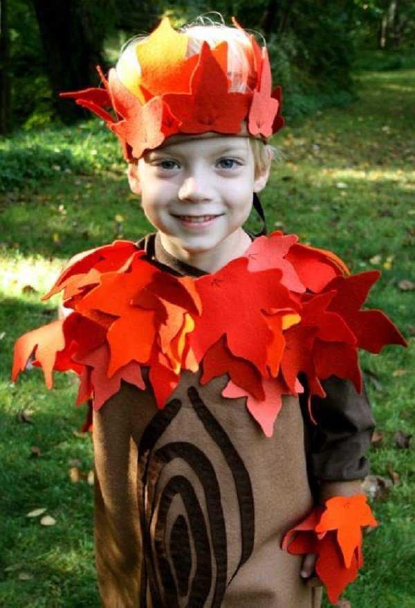 Создаём карнавальный костюм ёжика