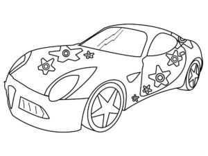 Машины рисунки для раскрашивания – Раскраски машины ...