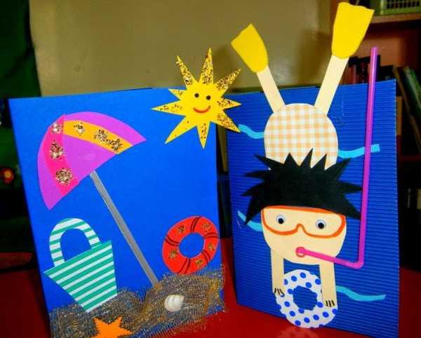 Поделки из бумаги для детей 6 7 лет своими руками ...  Красивые Поделки из Бумаги И Как Их Делать